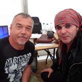 Interview with Spike from The Quireboys - Ramblin' Man Fair  26th July 2015