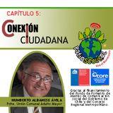 CONEXIÓN CIUDADANA 05 - 20161021 - Humberto Albanese Ávila - Pdte. Unión Comunal Adultos Mayores