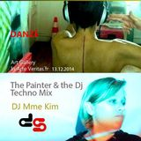 """The Painter & The Dj (Techno Mix)"" - Décembre 2014"