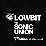 Sonic Union  - Lowbit podcast // Forniva Guest Mix