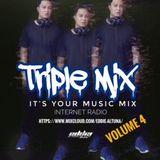 Triple Mix Vol. 4 - DJ Eddie Altuna on Internet Radio