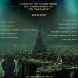 cem ermis & burak colak - liturgy of darkness 1st anniversary on TM-RAdio @ October 2011