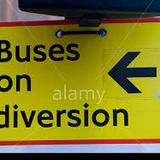 something a little bit different  - Littleworth Lane closure & bus diversions - Sun 14 Jan 2018