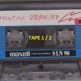 Unknown DJ @ Montini - 280697 (Tape 1)