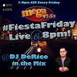 MEGA MIX Live on Air October 17' #FiestaFriday