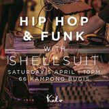 Kilo Lounge - Jazz / Boom Bap Instrumentals (2014)