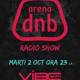 Arena dnb radio show vibe fm mixed by INFLEX 02-oct-2012