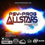Psy-Prog Allstars podcast # 15 with Dj Tony Montana [MGPS 89,5 FM] 29.07.2017