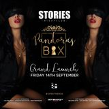 Pandoras Box Mix @ Stories 14/08