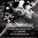 PROGRAMA MUSIC HISTORY - ESPECIAL THE SMITHS