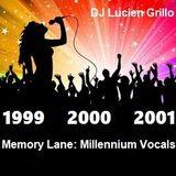 DJ Lucien Grillo - Memory Lane: Millennium Voices