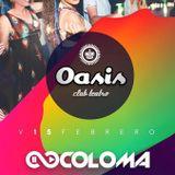 Coloma DJ Live @ Oasis Club Teatro 15-2-19