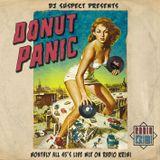 Dj Suspect : Donut Panic #1 for Radio Krimi