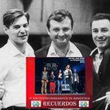 Os Bastidores / Brasil en Radio Arg. Libro Recuerdos Bossa Nova / 50 años Getz / Gilberto