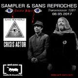 "RADIO S&SR Transmission n°1061 -- 08.05.2017 (Top Of The Week ""CRISIS ACTOR"")"