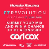 Honda TT revolution 2016 entry