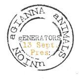 bLIND oBSERVATORY - aGIANNA aNIMALS uNION@ gENERATORS 13/09/14 (pART I)