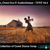 A Collection of Great Dance Songs - Spo_Onani live @ Audioclinique