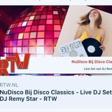 Live DJ-Mix 13 October 2018, Disco Classics - RTW FM RADIO