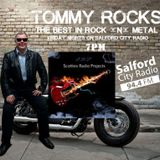 Scottie on Tommy Rocks 94.4 FM Salford City Radio Feb 19, 16