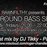 Underground Bass sessions #23 Mr Tikky guest mix part-3 (12-12-14)