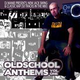 DJ MANIE - Oldschool Anthems vol.1