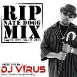 RIP Nate Dogg Tribute Mix by DJ Virus