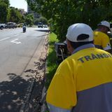 Primeiro dia de fiscalização tem 43 motoristas multados.