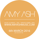 Amy Ash live on EffectFM 030617 // Hiphop / Grime / Bass House / UKG / Garage
