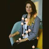 Kristína Zelenáková (Veryberry) - Od malička rada organizovala rôzne akcie ale aj vlastných rodičov