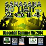 DJ GanaGana - No Limit Vol.2 - Dancehall Reggae 2014 Best Summer Mix (P.C.I. Records)