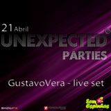 GustavoVera dj - 21 Abril Unexpected live set