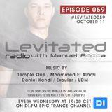 Manuel Rocca - Levitated Radio 059