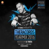 Theracords Radio Show | December 2016 | Yearmix Special
