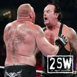 2 Sweet Wrestling Episode 16 - The Undertaker is now Robert Smith