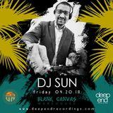 DJ Sun's deep set at The Deep End, Houston, 04.20.2018