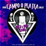 Radio Emergente 10-16-2017 Campo o platea