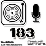 Techno Music | Rhythm Convert(ed) Podcast 183 with Tom Hades (Live From Technomite)
