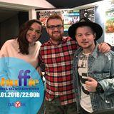 Shuffle Show Darik Radio - 15.01.2018 - SoulBmoll & New Tunes '18