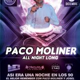 Paco Moliner - All Night Long