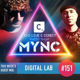 MYNC Presents Cr2 Live & Direct Radio Show 151 with Digital LAB Guestmix