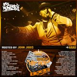 DJ MODESTY - THE REAL HIP HOP SHOW N°346 (Hosted by JOHN JIGGS)