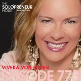 773: Mastering Linkedin for Leads and Sales with Viveka von Rosen
