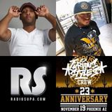 TJ SupaHype LIVE FROM THE FORTRESS w. House, Lady Fury, Odin, Groove & Confusion of FSC! 11/15/16
