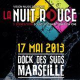 La Nuit Rouge : Drumstage