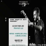 Global Therapy Radio Show - Guest Mix by Praveen Jay [20.11.2017]
