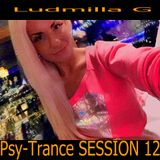Ludmilla G 22.05.2017 #Psy-Trance# SESSION 12 special with Audioframe