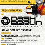 Dash Berlin - Live @ The Gallery 18th Birthday (05.04.2013)