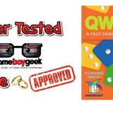 Gamer Tested - Spouse Approved - Qwixx with the Game Boy Geek & Denise