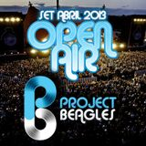 Project Beagles - Open Air - 07.04.2013